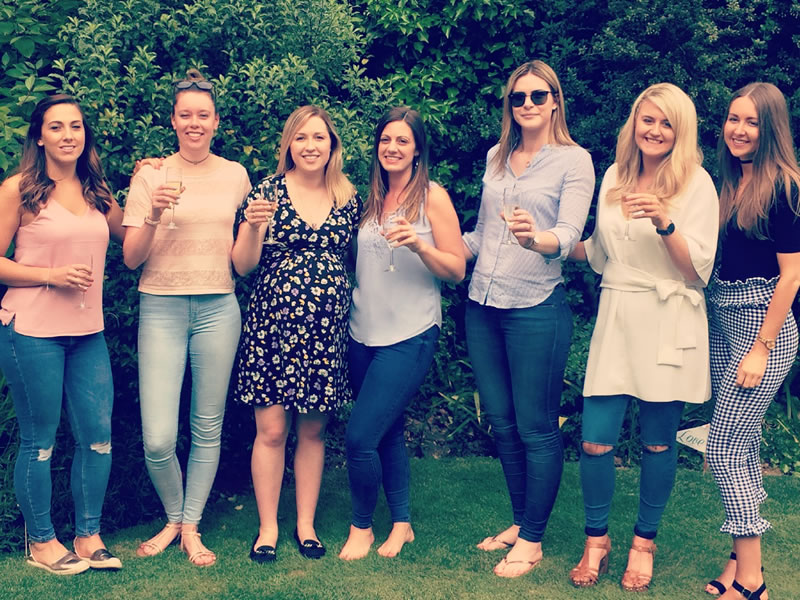 Find out what happened when our deputy editor styled her very own engagement party