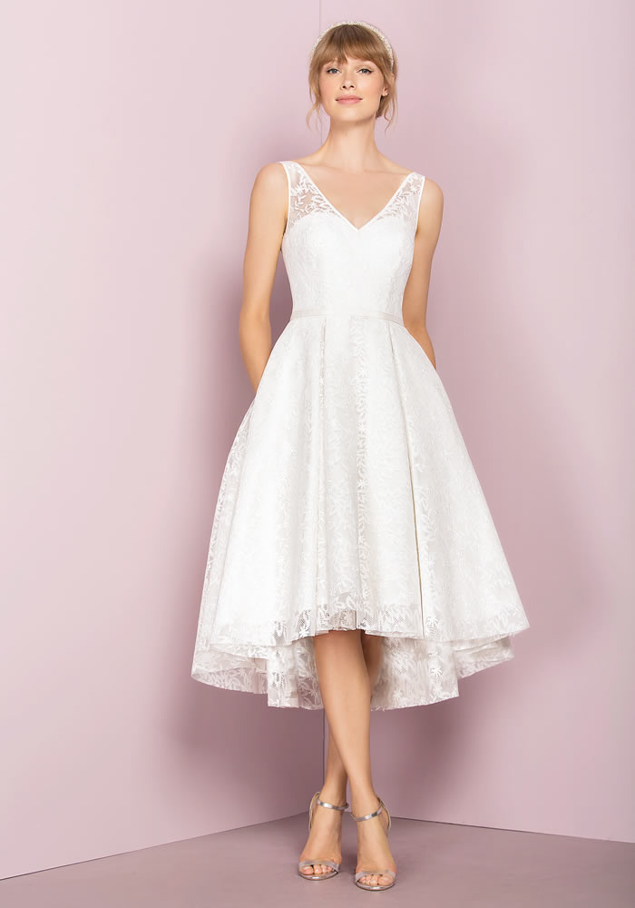 The Best Wedding Dresses To Dance In