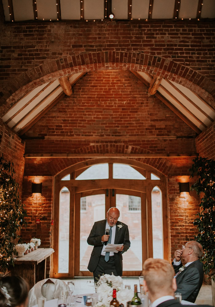 The ultimate guide to overcome wedding speech nerves to ensure you can deliver with clarity and make those all important addresses!