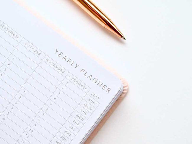 The Ultimate Wedding Planning Checklist | Wedding Ideas magazine
