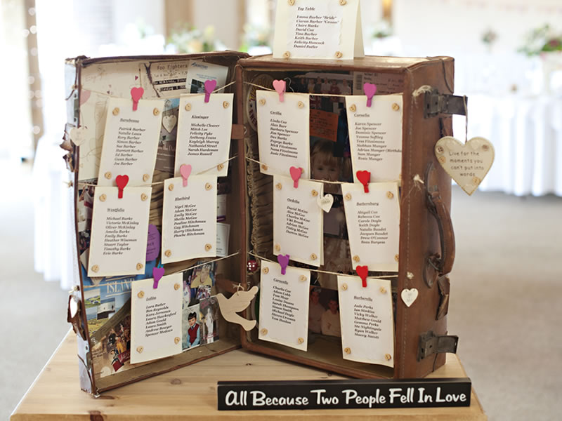 5 ways to add the personal touch to an unforgettable wedding day that will leave your guests wishing it was theirs!