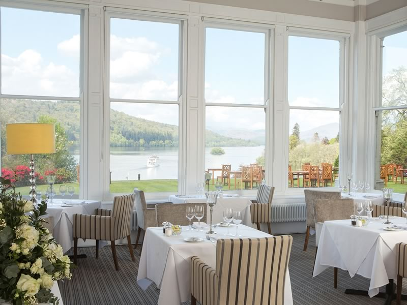 Finding a lake wedding venue isn't the easiest task. Once you see The Belsfield on Lake Windermere, your dreams will become reality...