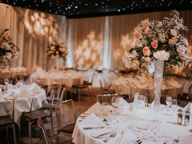 Whimsical, romantic, dreamy... this blush and ivory real wedding offers all the inspiration you need to create your own blush and ivory fairytale wedding