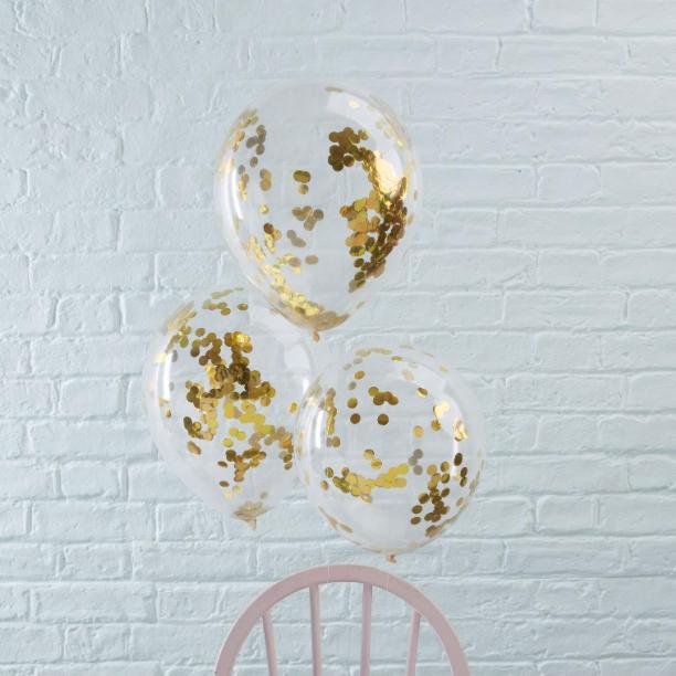 GoldConfettiBalloons