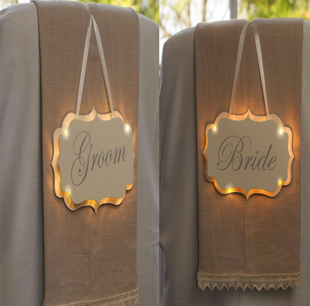 IlluminatedBrideGroomSigns