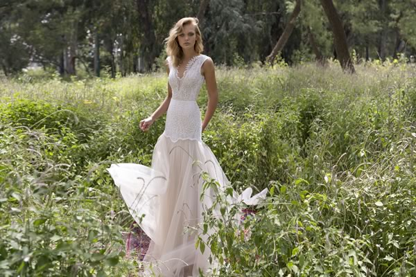 Limor Rosen Wedding Dress 'Birds Of Paradise' Collection