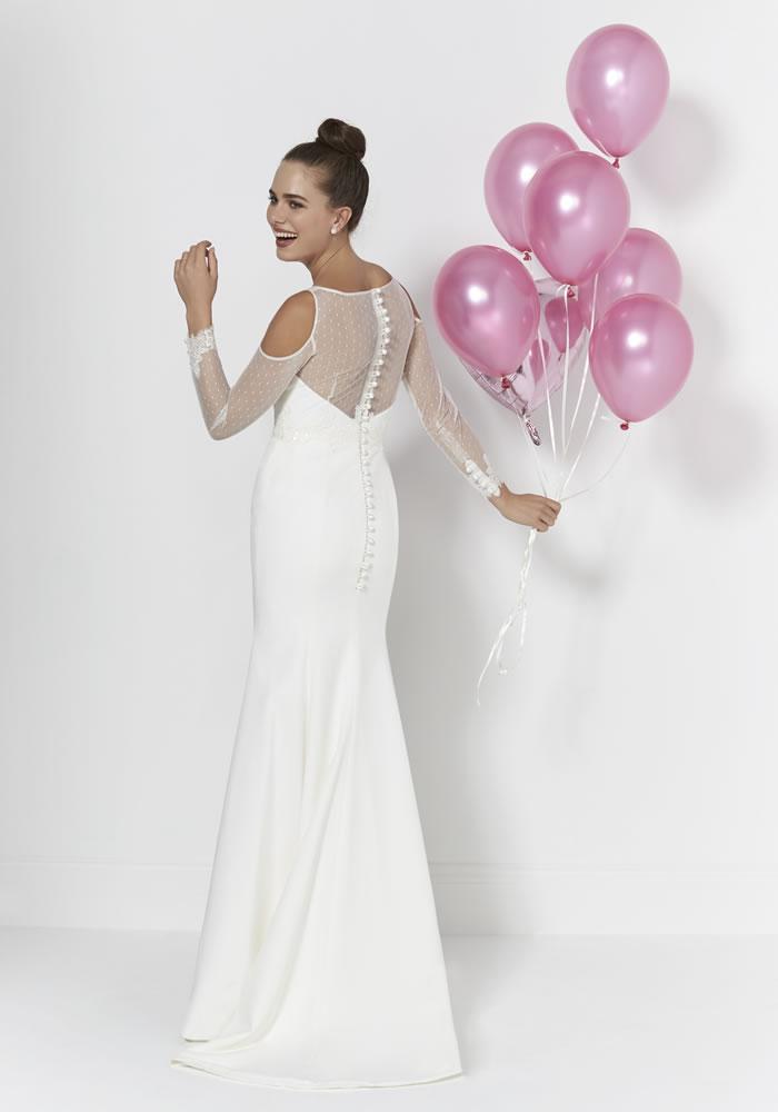 White Wedding Dresses: 'So Sassi' 2018 Collection