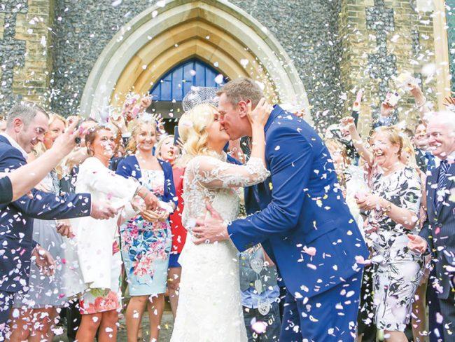 Marylebone celebrity wedding venue