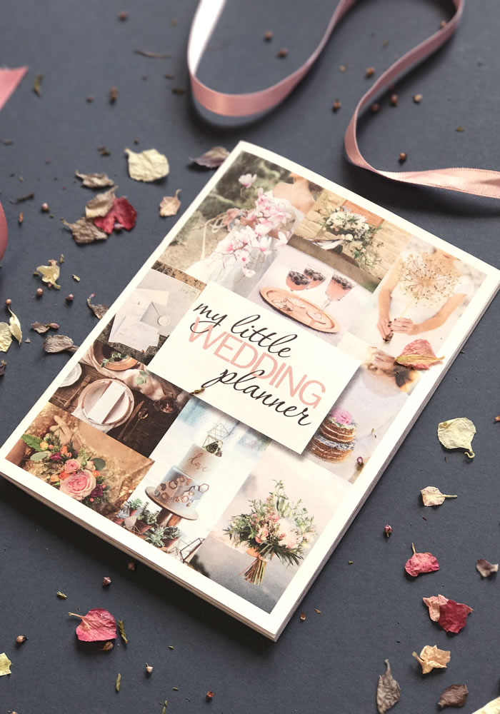 Claim your FREE wedding planner notebook NOW!