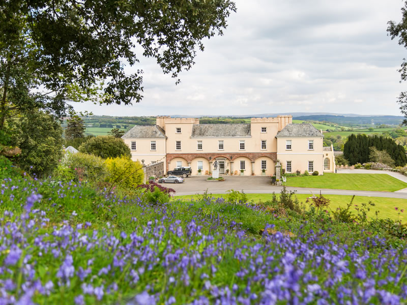 UNMISSABLE Locations For The MOST Intimate Wedding Venues: Pentillie Castle