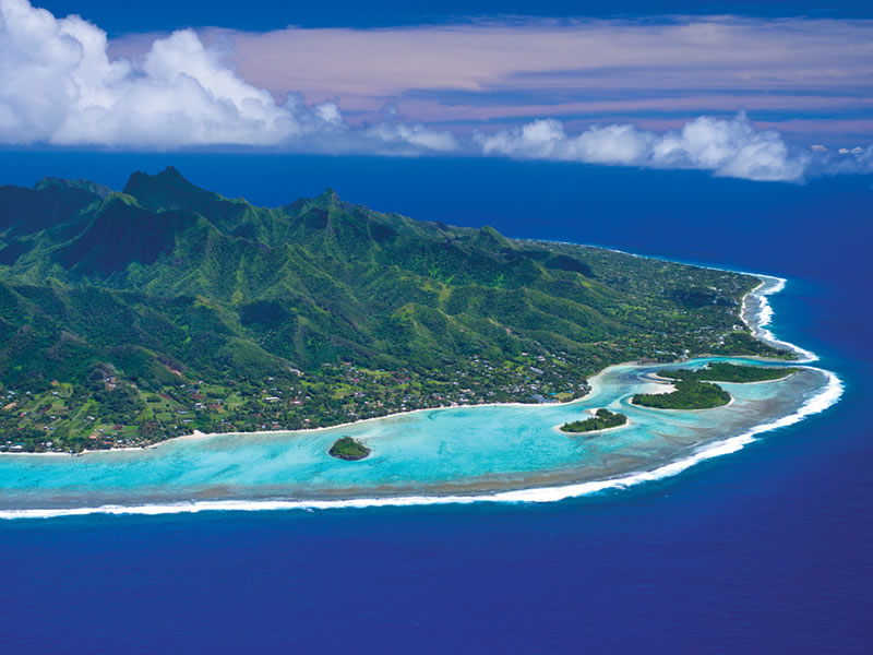 Cook Islands The Long Haul Love Island Paradise For S To Honeymoon And Wed