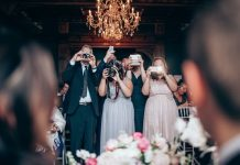 Whether you're a guest looking for guidance or a stressed-out bride in need of advice, these are the 9 social media etiquette rules for a happy wedding day