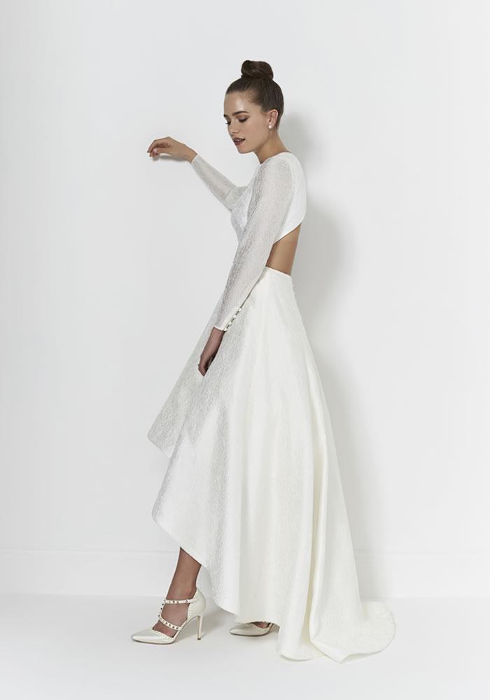 White Wedding Dresses: 'So Sassi' 2018 Collection!