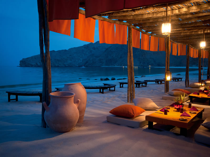 Is Oman The New Dubai? The Perfect Honeymoon Hotspot, Zighy Bay