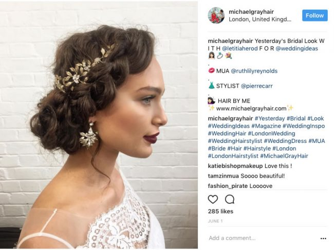 Bridesmaid Hairstyles For 2019: Bridesmaid Hair Ideas