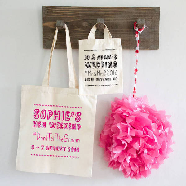 hen party accessories hen party bag