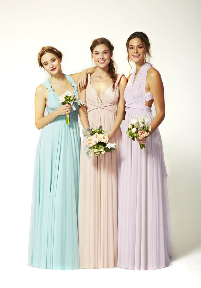 twobirds multiway bridesmaids dresses