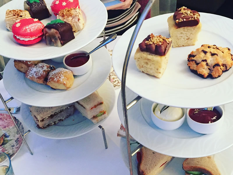 5 of The Best Afternoon Tea's You'll EVER Have: Amba Hotel Charing Cross