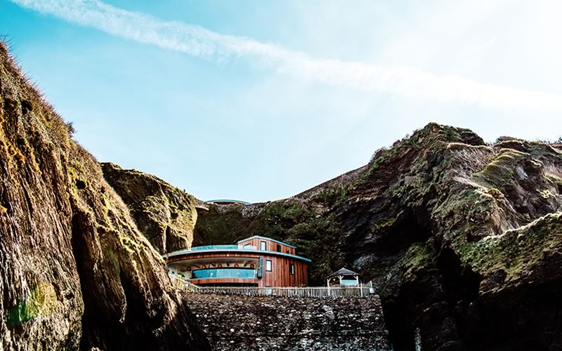 Becci Clubb Sets Her Wedding Date: Tunnels Beaches, Ilfracombe
