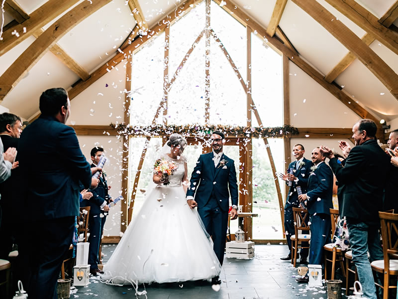 Midlands Wedding Venues Mythe Barn
