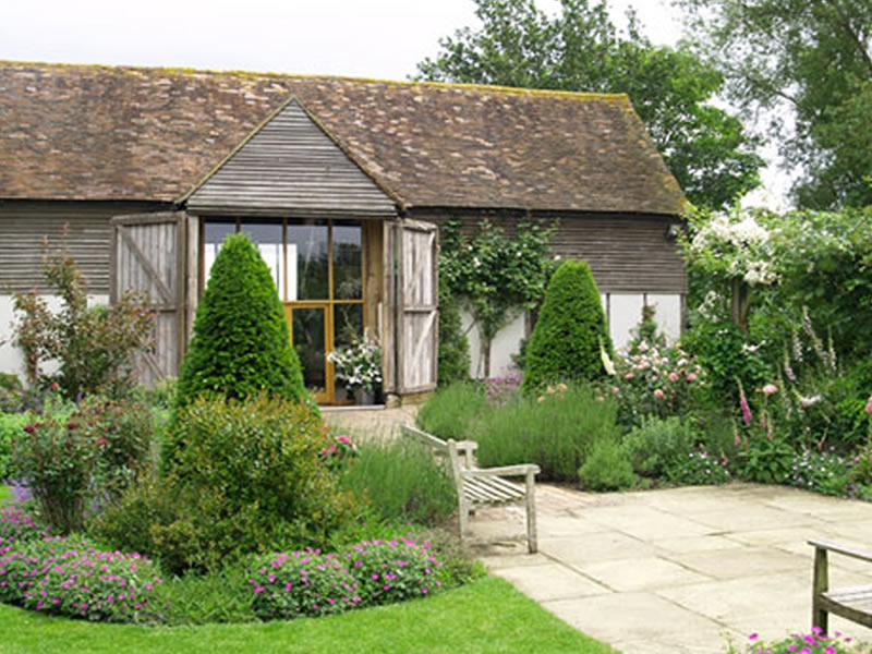 UK Country Barn Venues With A Difference: Green Oak Barn