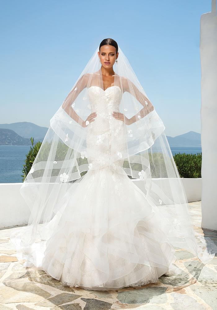 WIN A Justin Alexander Wedding Dress!