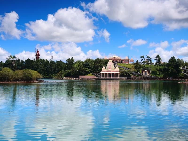 Ganga Taleo, Mauritius