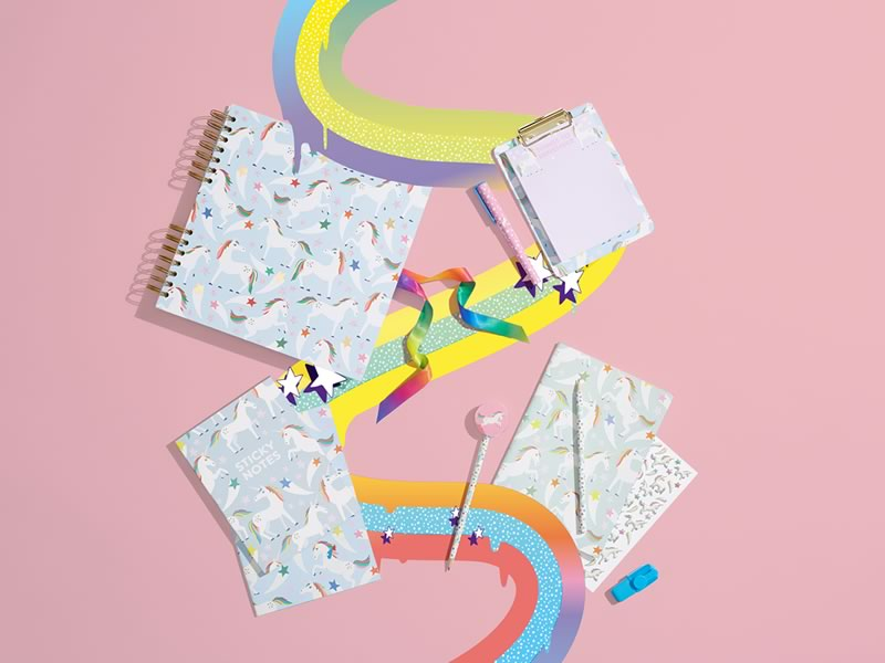 The stationery 'Wedding Collection' by Paperchase