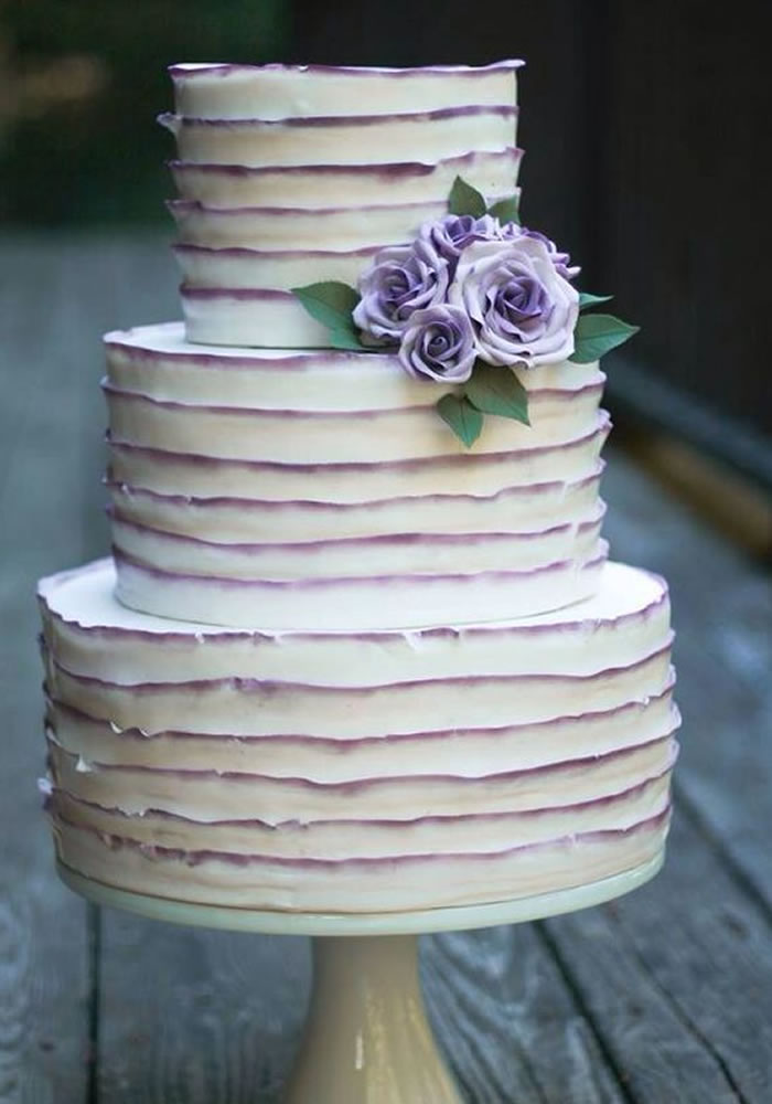 Wedding-worthy Cake Trends: Ruffles