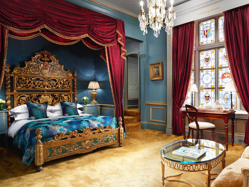 Is This The Most Lavish Honeymoon Suite?!