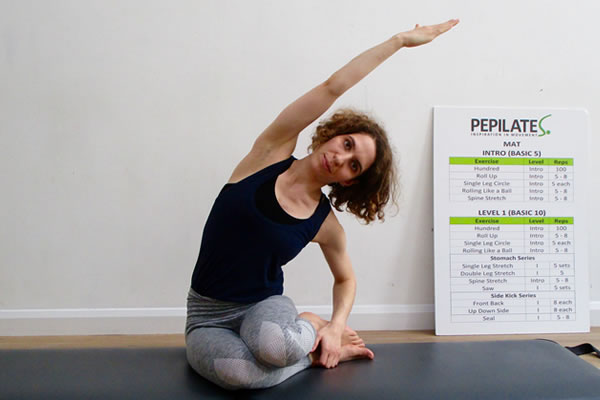 10 Pilates Positions That Improve Posture