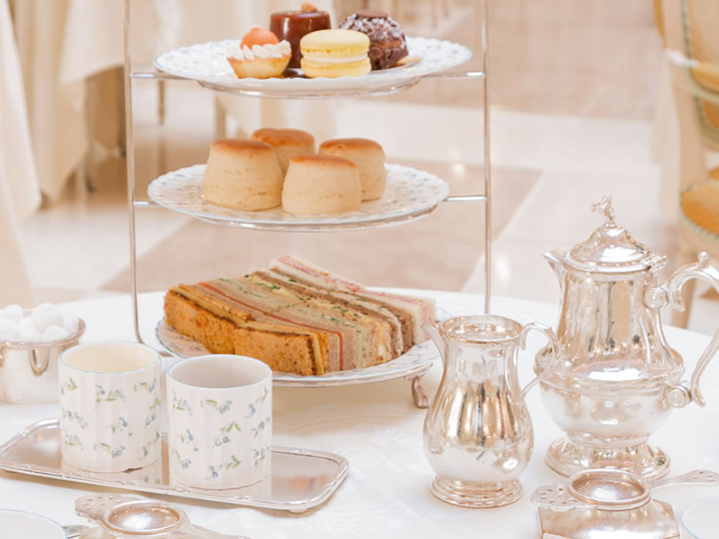 5 of The Best Afternoon Tea's You'll EVER Have: The Ritz
