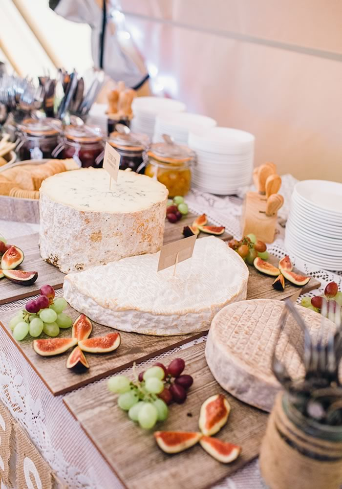 Best Wedding Food Ideas