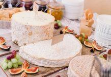 Wedding cheese board