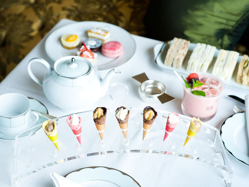 5 of The Best Afternoon Tea's You'll EVER Have: The Dorchester