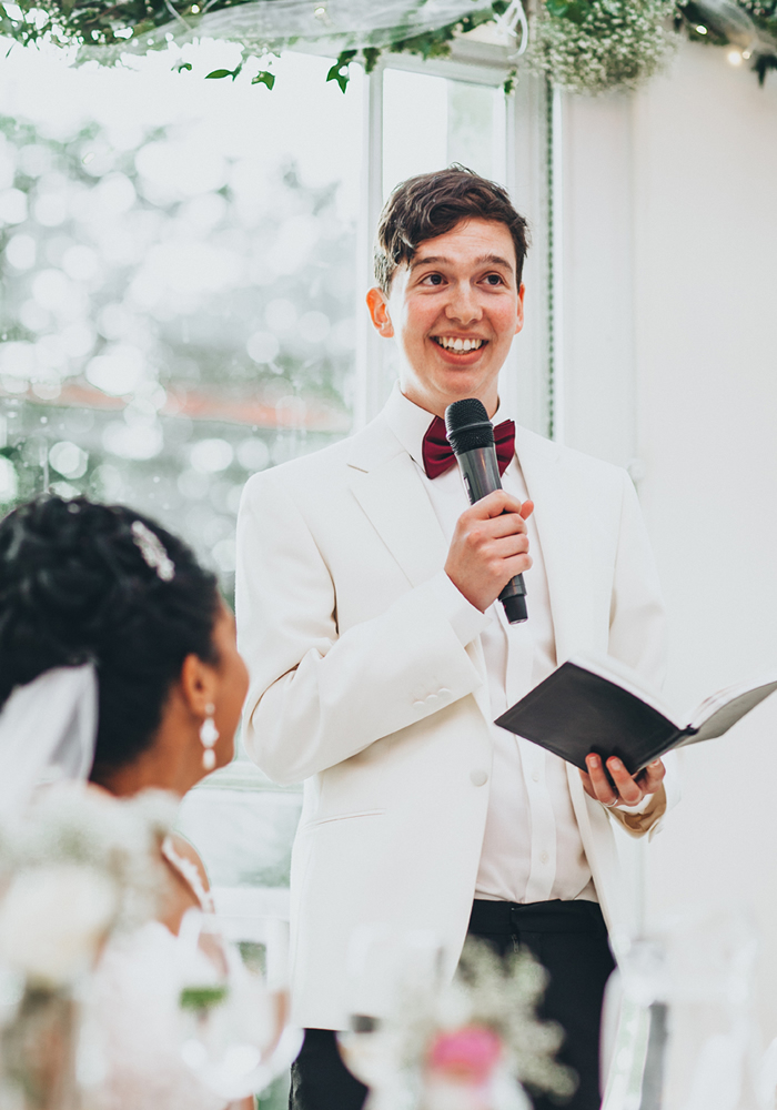 wedding readings from books