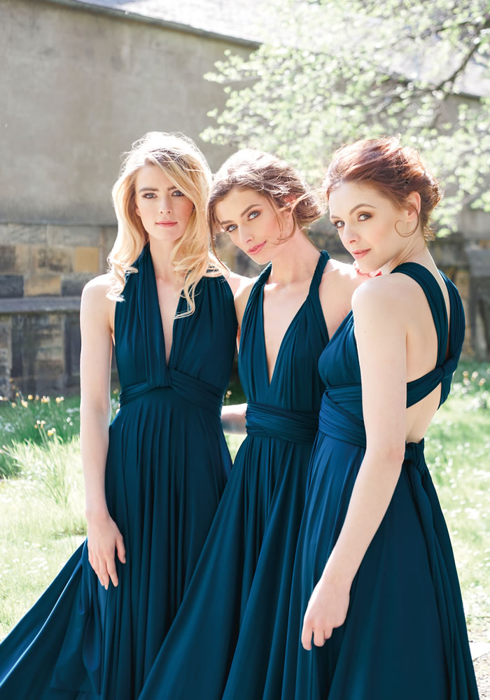 WIN twobirds Bridesmaid Dresses with Wedding Ideas