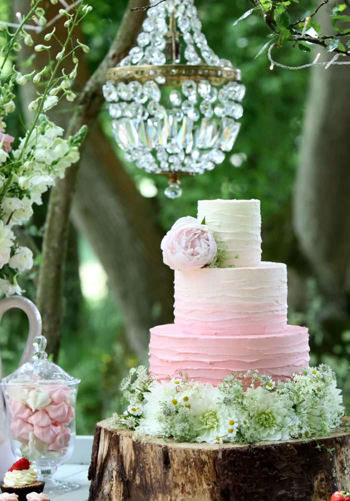 Fruit cake has had it's day, so why not embrace full-on flavour for your wedding cake? Here are 11 stylish and tasty ways to do it...