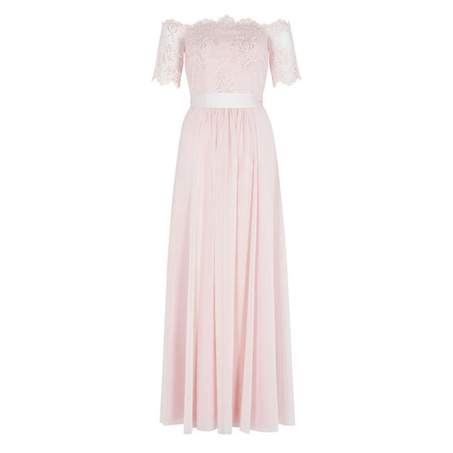 COAST MADDIE EMROIDERED MAXI Best Bridesmaid Dresses
