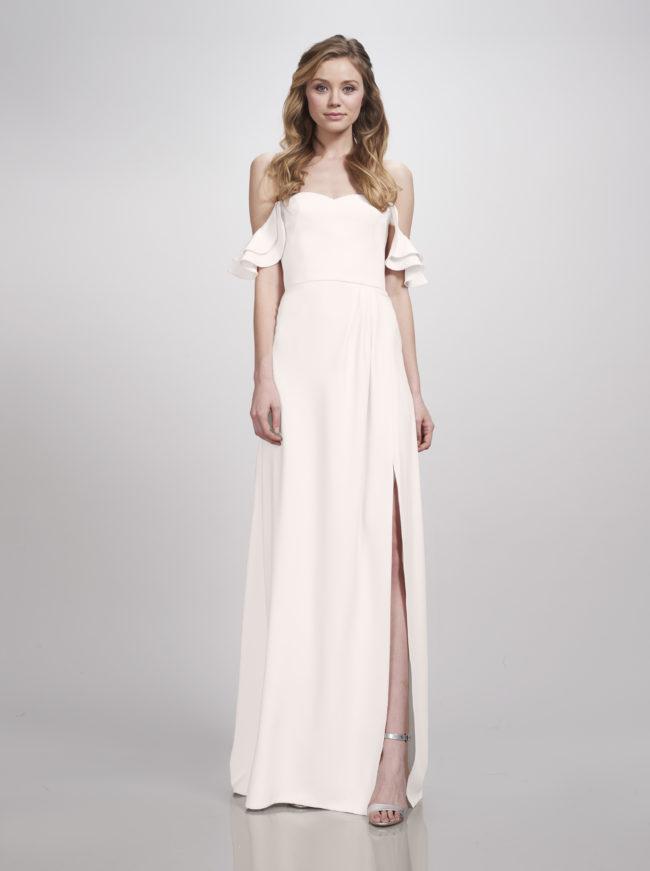 SWEETHEART NECKLINE MAXI Best Bridesmaid Dresses