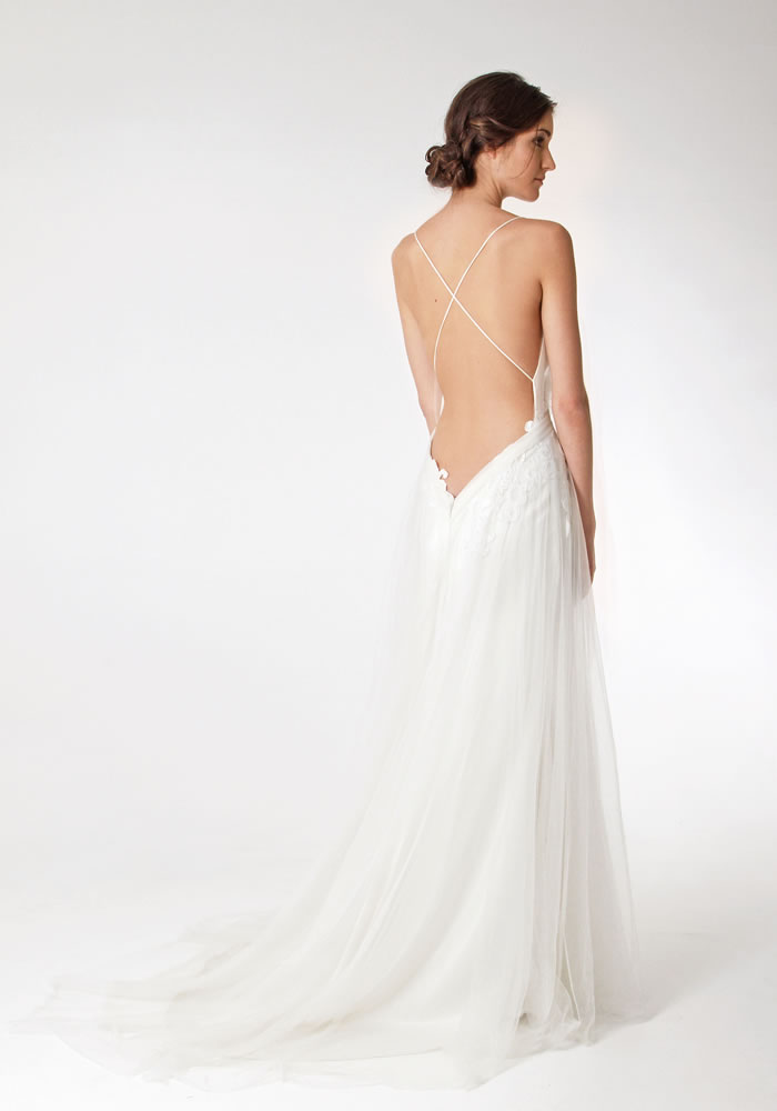 19 Backless Gowns That Are Stealing The Show