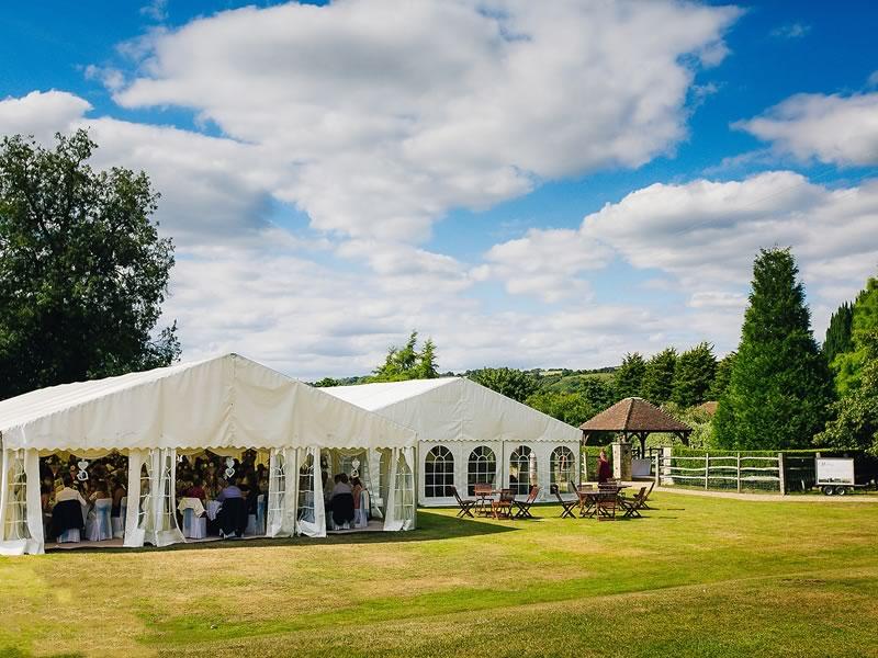 Marquee Wedding Venues For 2018