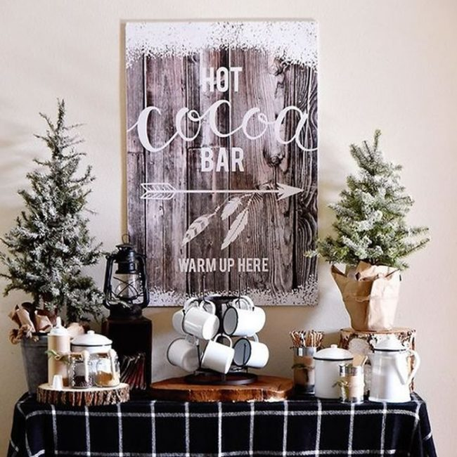 Winter themed decorations - - 31 Budget Hen Party Games and Ideas