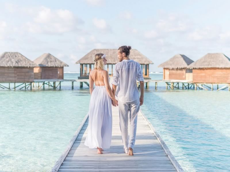 101 Honeymoon Ideas for the perfect post wedding getaway!