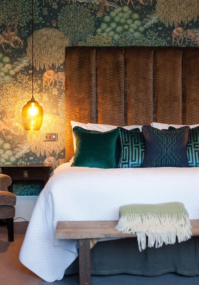 Win A Two-Night Retreat At Hampton Manor