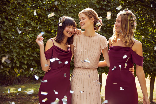 e1d415c91b55 The Best Bridesmaid Dresses For 2019 | Wedding Ideas Magazine