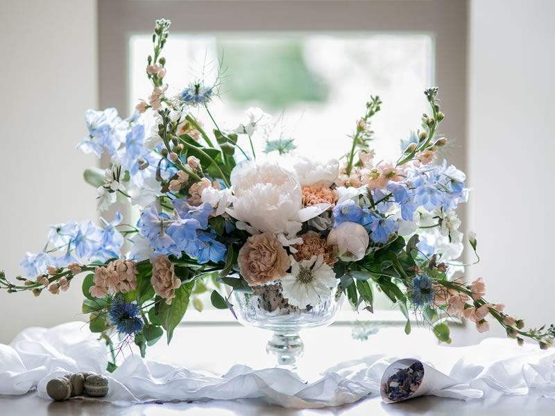 21 Ideas For Something Borrowed Something Blue