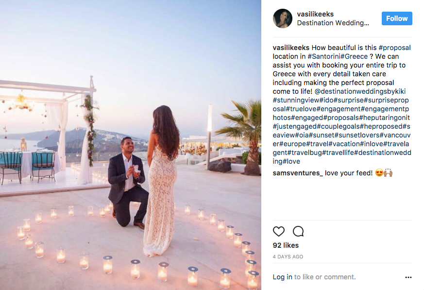 National Proposal Day: Dream Destinations To Propose