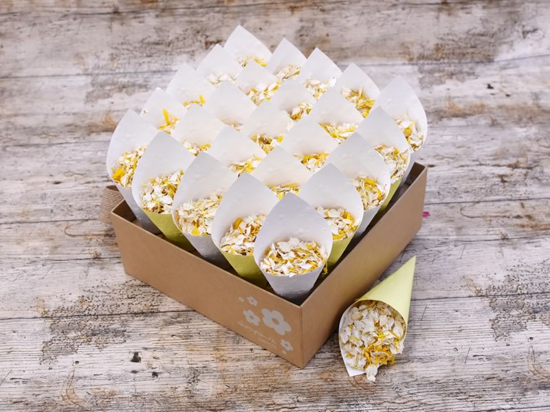 WIN Shropshire Petals Confetti Box Worth Over £50