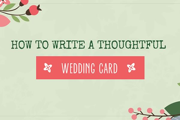 What To Write On Wedding Card.How To Write The Perfect Wedding Card Message Wedding
